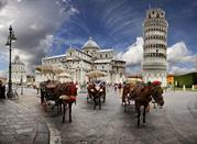 Pisa und sein Wunderplatz - Pisa