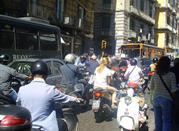 La Via Toledo - Napoli