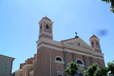 La cattedrale di Santa Maria della Neve