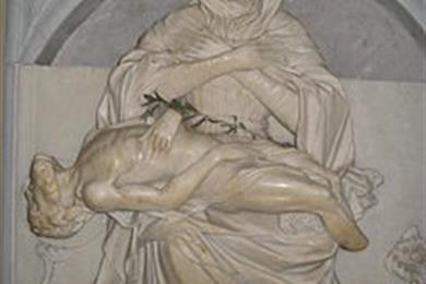 Pietà di Domenico Gagini