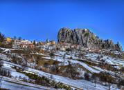 La serenità di  sciare a Pizzoferrato - Pizzoferrato
