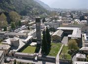 Chiavenna, tra l'Italia e la Svizzera - Chiavenna