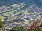 Dimaro, eine kleine Stadt in Trentino - Dimaro