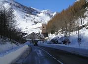 Dove  finisce la Val di Stura nasce Argentera - Argentera
