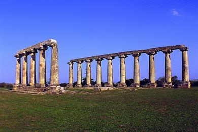 Parco archeologico Metaponto