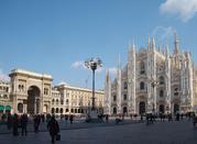 Un'elegante città - Milano
