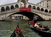 Un romantico giro in gondola - Venezia