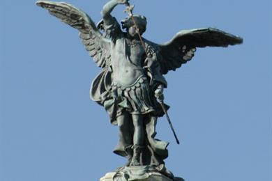 Castel Sant'Angelo - The Angel