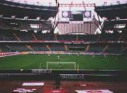 Fußballspiel Juventus - Torino
