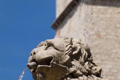 Fontana d'Assisi