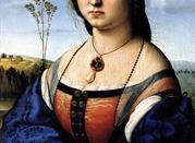 As obras de arte de Rafael - Roma