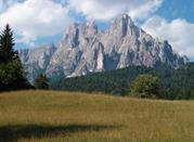Bellamonte, la magica cornice delle Pale di San Martino - Bellamonte
