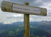 Panorama espléndido para el esquí de fondo y alpino - Claviere