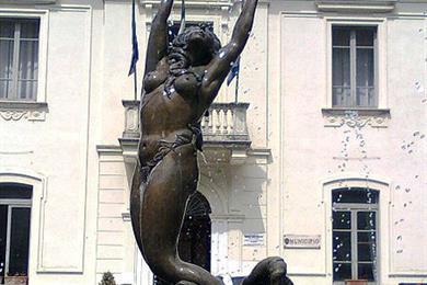 Fontana della Sirena