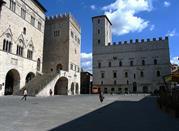 Todi –piękne miasto sztuki - Todi