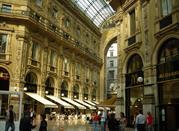 Galeria Wiktora Emanuela w Mediolanie – elegancka i iście królewska - Milano