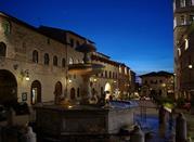 La Piazza del Comune - Assisi