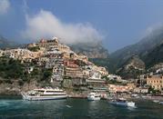 Positano, una delle perle della Costiera Amalfitana    - Positano