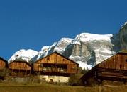 Corvara, Hauptort von «Ladinien» - Val Badia