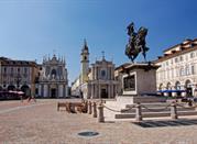 Kirche der heiligen Christine - Torino
