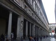 Uffizienpalast - Firenze