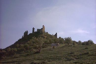 Rovine del Castello di Uggiano