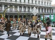Der Karneval in Venedig - Venezia