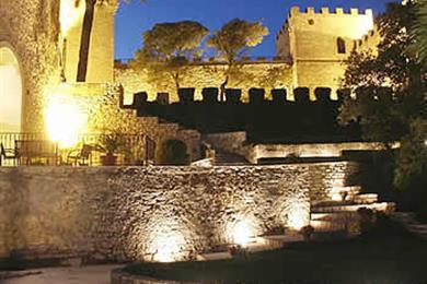 Castello di notte