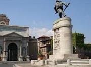 Porta Pia di Roma - Roma