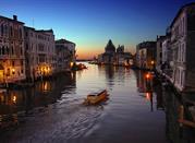 The Canal Grande - Venezia