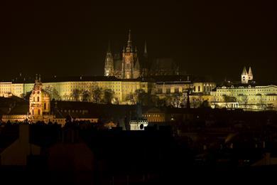 La Cattedrale vista di notte