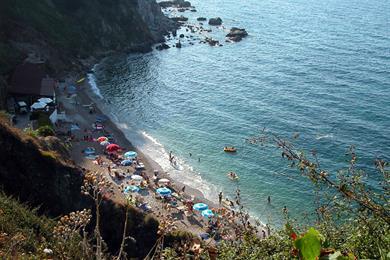 Spiaggia de Portoferraio