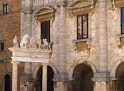 Montepulciano, eine kleine und schöne Stadt in der Südtoskana - Montepulciano