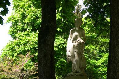 Statua in Villa de Capoa