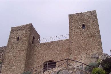 Torri del Castello di Sant'Aniceto