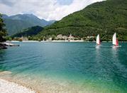 Un día en el lago - Valle di Ledro