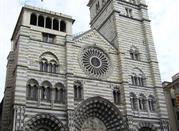 Die Kathedrale San Lorenzo - Genova