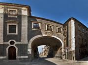 Historiche Staette Benediktinerinnen Kloster - Catania