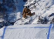 Gran variedad de deportes invernales  - Prali