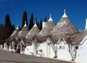 Alberobello – Die Stadt der TRULLI -