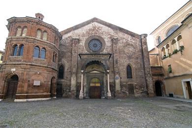 La vecchia Chiesa di San Luca