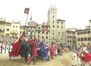 Arezzo medieval city - Arezzo