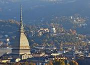 L'edificio più grande di Torino, la Mole Antonelliana - Torino