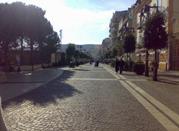Crotone, die Provinzhauptstadt der gleichnamigen Provinz - Crotone