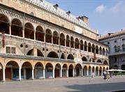 Il Palazzo della Ragione - der »Salòn« von Padua - Padova