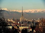 El Museo del Cine y la espléndida Mole Antonelliana - Torino