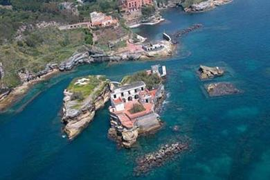 parco sottomarino della Gaiola