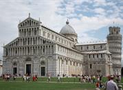 Una vuelta por Piazza dei Miracoli - Pisa