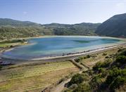 Passeggiata naturalistica al lago termale Specchio di Venere - Pantelleria