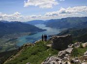 Monte Berlinghera - ein interessanter Aussichtsberg - Lago di Como